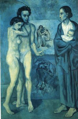 Pablo Picasso. Life