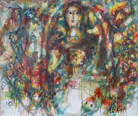 Yuri Vasilyevich Kozyrev (Avant). Kiss of Dzhakonda №64