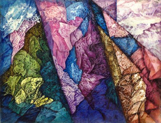 Igor Grigorievich Pertsev. Nature Reflections