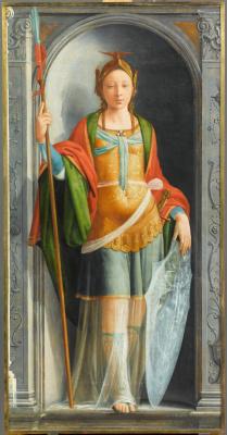 Фра Бартоломео. Minerva