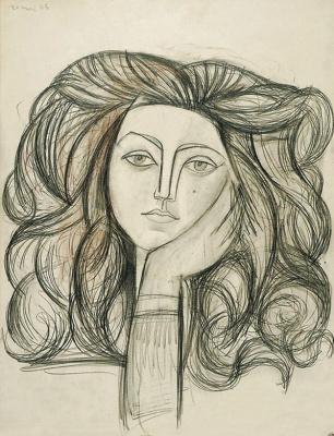 Portrait of Francoise