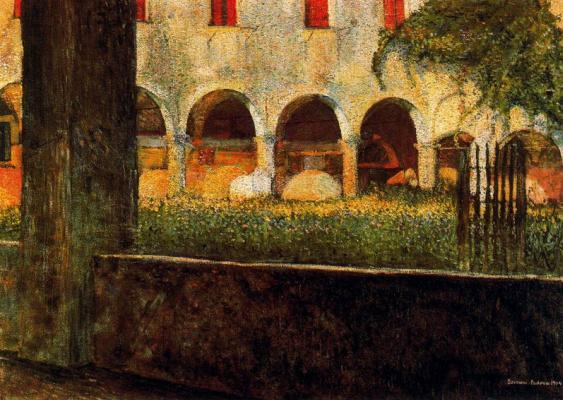 Umberto Boccioni. Arch