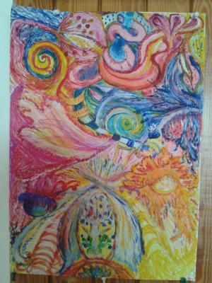 Ramina Rose. My Universe \ MY UNIVERSE