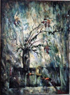 Tatyana Matveyevna Gromyko. Rain