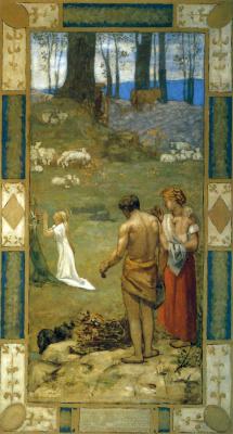 Pierre Cecil Puvi de Chavannes. Prayer