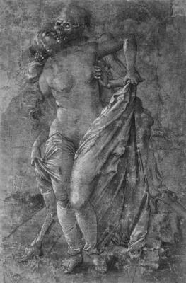 Ханс Бальдунг. Смерть и женщина