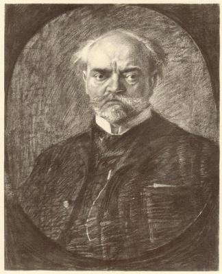 Макс Швабинский. Антонин Дворжак