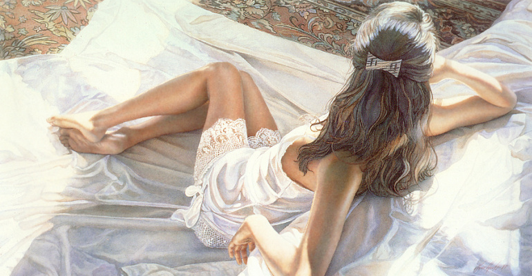 Steve Hanks. Sunlight