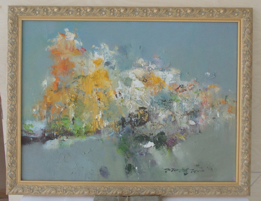 Ivan Stepanovich Danilov. Autumn