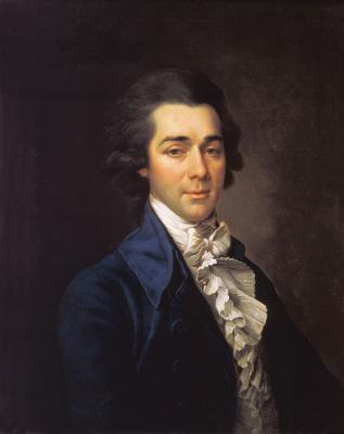 Дмитрий Григорьевич Левицкий. Портрет Николая Александровича Львова. 1789
