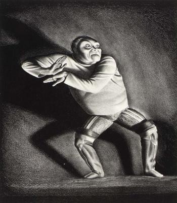Рокуэлл Кент. Танцор