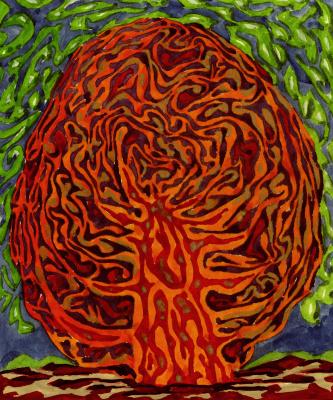 Nikolai Nikolayevich Sednin. Tree of knowledge