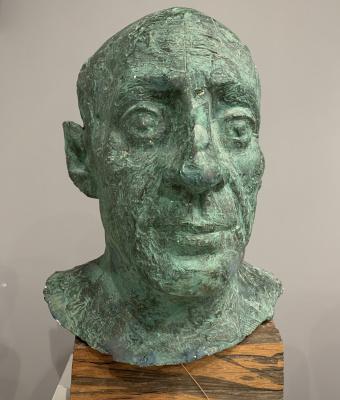 Arutiun Akobyan. Picasso