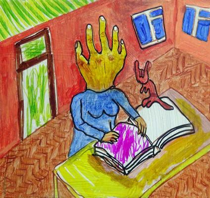 Мурад Халилов. Memoirs Of Hands