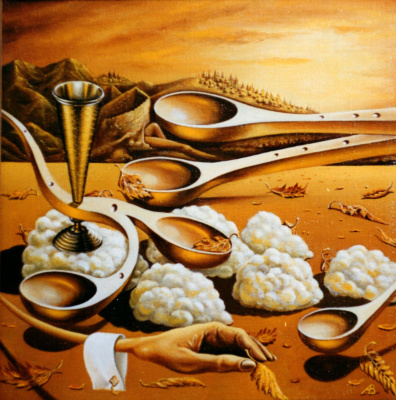 Vladimir Vasilyevich Abaimov. The Autumnal Metamorphoses