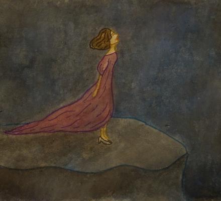Zina Vladimirovna Parisva. Alienation