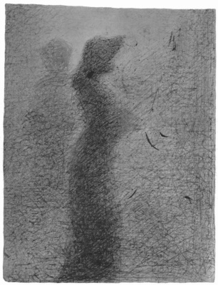Georges Seurat. Walk