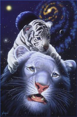 Уильям Шиммель. Магия белых тигров