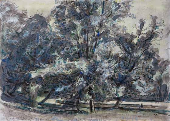 Ivan Alexandrovich Chistov. Catherine Garden