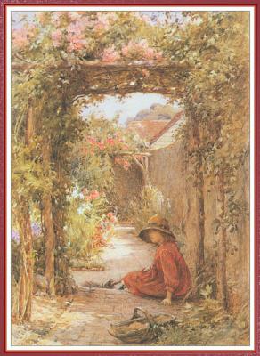 Гарольд Суэнвик. Маленький садовник