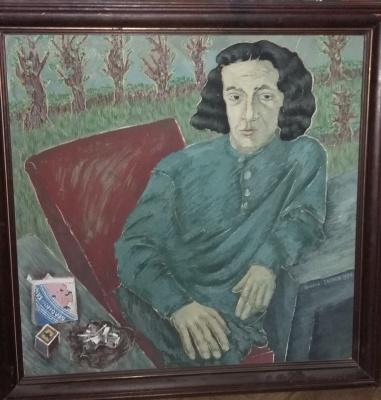 Nikolay Zverev. Kazakh