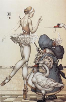 Michael Parkes. Ballet
