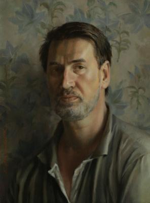 Evgeny Alfredovich Malakhov. Male portrait
