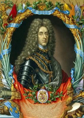 Херард Фальк. Портрет принца Евгения Савойского