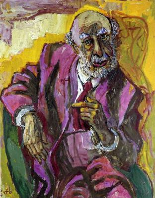Otto Dix. Fritz Perls