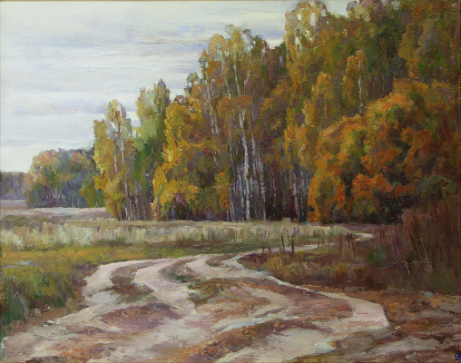 Oleg Borisovich Zakharov. The road to the international airport.