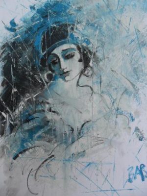 Larisa Baranova. Cold faith
