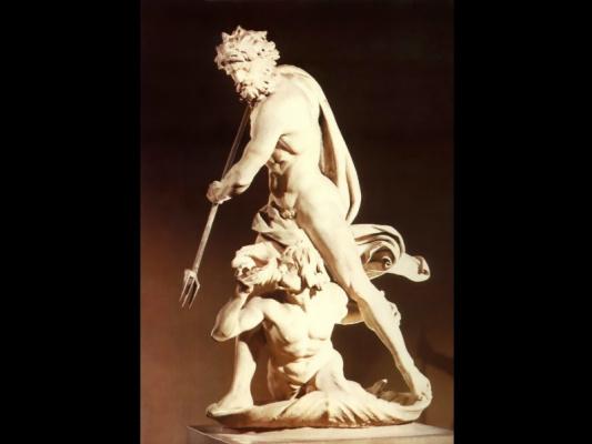 Джованни Лоренцо Бернини. Нептун