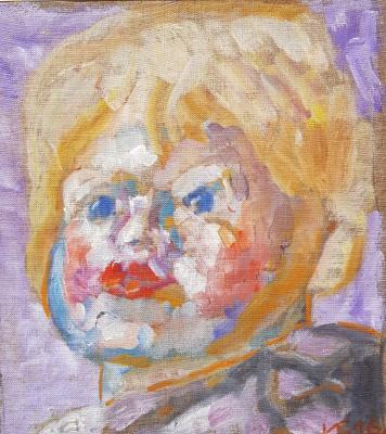 Igor Vasilyevich Ivanov. Bridget doll