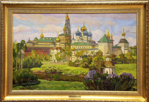 Лев Николаевич Журавлев. Сергиев-Посад