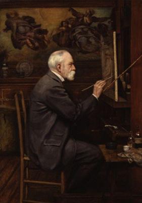 Edward John Poynter. Master