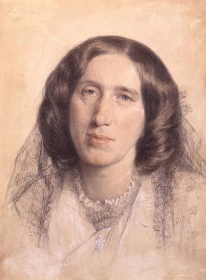 Frederick William Burton. Mary Ann Cross, nee Evans
