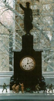 Сергей Александрович Гавриляченко. Часы. 1998