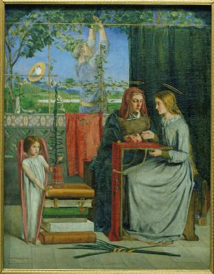 Юность Девы Марии