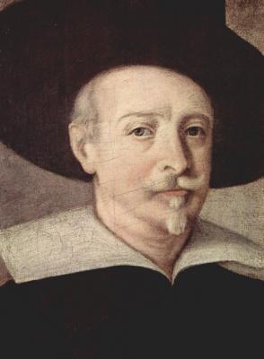 Guido Reni. Self-portrait