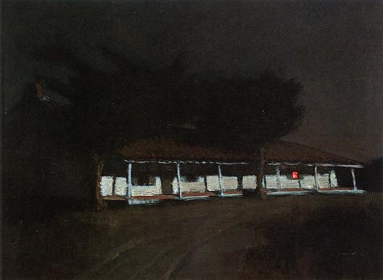 Charles Rollo Peters. Monterey Adobe