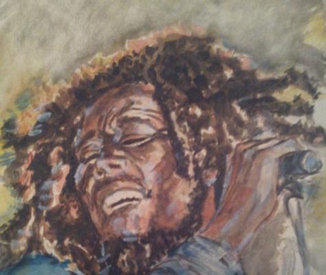 Yuri Valeryevich Churilov. Bob Marley