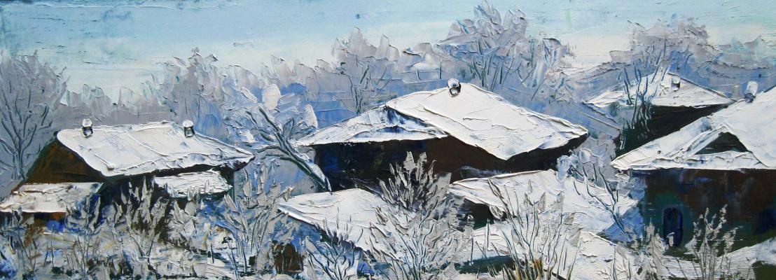 Alisher Tuychievich Ernazarov. Etude