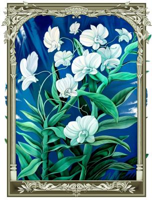 Konstantin Avdeev. Orchids