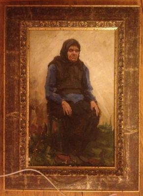 Nikolay Petrovich Sochnev. Grandma K/m