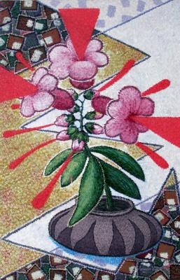 Yuri Vladimirovich Sizonenko. Bloom.