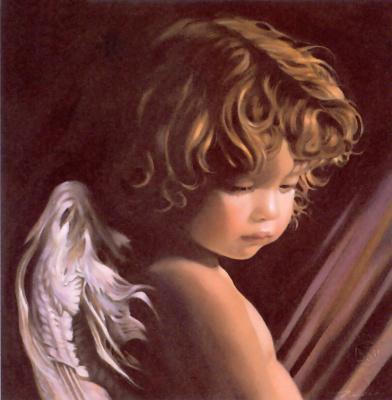 Нэнси Ноэль. Ангел смотрящий вниз