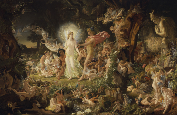 The Quarrel of Oberon and Titania