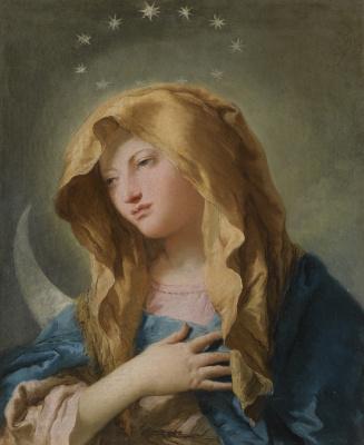 Giovanni Battista Tiepolo. Immaculate Virgin (Madonna Immacolata)