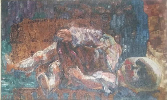 Igor Vasilyevich Ivanov. Doll Masha
