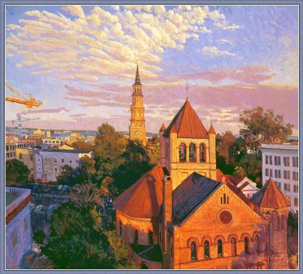 Уэст Фрейзер. Святой город
